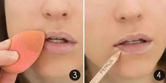 你可能知道抹口红的技巧,如何做到不褪色你知道吗?