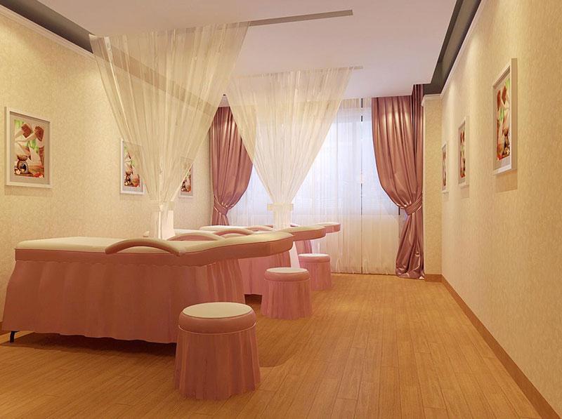 40,50,60平方的小型美容院怎么样才能装修好看漂亮